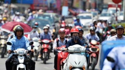 Vietnam's northern, central provinces hit by heat wave