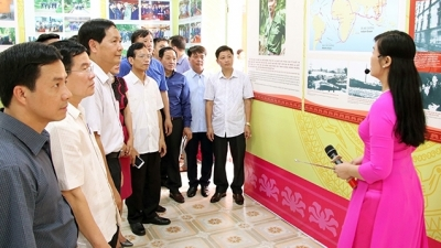 Exhibitions to mark President Ho Chi Minh's birthday held nationwide