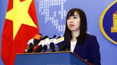 Vietnam concerned about escalating conflicts in Gaza: spokesperson
