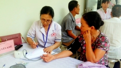 Vietnamese warned about high hypertension risk
