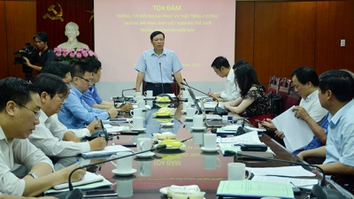 External information dissemination called for to boost the promotion of Vietnam to the world
