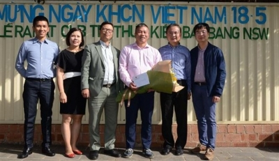 Club of Overseas Vietnamese intellectuals in New South Wales debuts