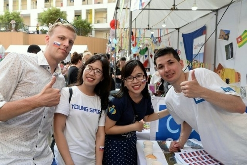 Hanoi hosts Global Volunteering Day 2018