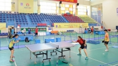 Group draw held for national table tennis tourney