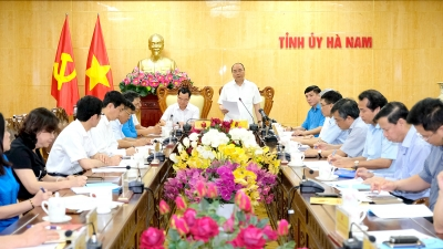 Ha Nam asked to self-control its budget by 2020