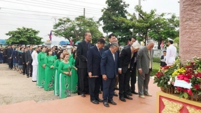 President Ho Chi Minh's birth anniversary marked in Laos, Chile