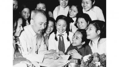 Following President Ho Chi Minh to build a more dignified and stronger Vietnam