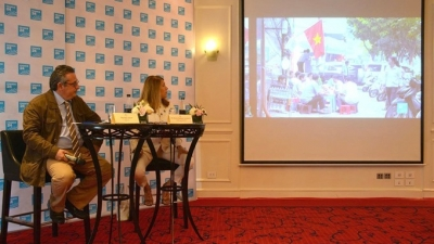 France 24 channel officially available in Vietnam