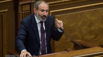 Congratulations to newly-elected Prime Minister of Armenia