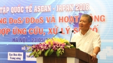 Vietnam hosts 2018 ASEAN-Japan cyber security
