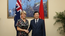 Vietnam key partner of Australia in Asia-Pacific: Australian FM