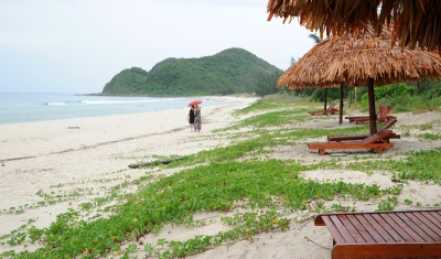 The pristine beauty of Quan Lan Island