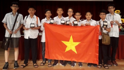 Vietnam ranks second at Asia Pacific maths contest with six golds