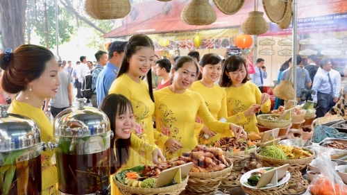 Festival offers a taste of Southern region's cuisine