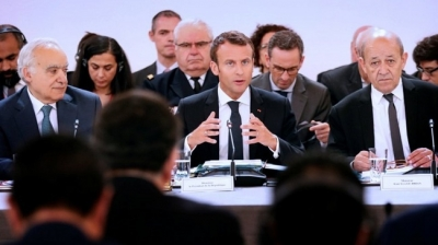 Paris meeting: A breakthrough for peace in Libya