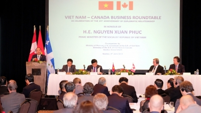 PM expects new wave of Canadian investment into Vietnam