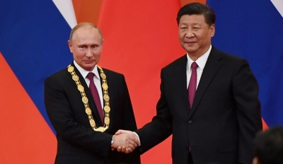 Russia-China: Fostering warm relations