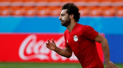 Egypt's Salah fit and ready to fire against Uruguay