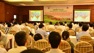Forum seeks solutions for sustainable livestock production