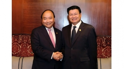 PM: Vietnam attaches importance to strengthening relations with Laos