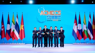Vietnamese PM proposes solutions to improve ACMECS cooperation