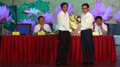 Deputy PM extends congratulations to Vietnamese journalists