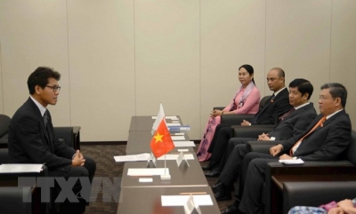 Vietnam-Japan parliamentary relations hailed