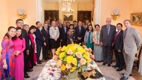 US State Department bids farewell to Vietnamese ambassador