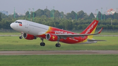 Vietjet to offer 1 million promotional tickets from 0 VND