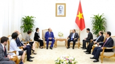 PM wishes Italian insurer success in Vietnam