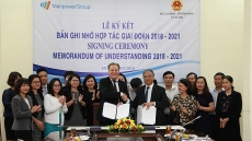 Vietnam, Manpower cooperate in human resource development