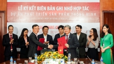 Dien Quang, FPT sign partnership to make smart lighting products