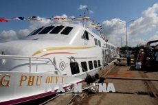Phan Thiet - Phu Quy high-speed boat service opens