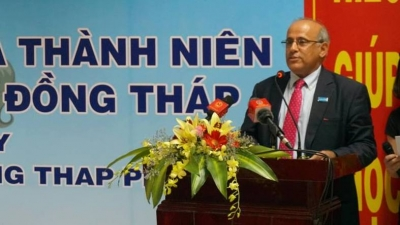 Family and juvenile court launched in Dong Thap
