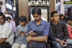 Indians enjoy cheap Internet data price thanks to competition