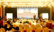 Forum promotes sustainable economic and tourism development
