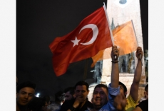Erdogan wins in Turkey's presidential race