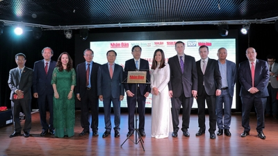 July 2 – 8: Nhan Dan newspaper opens representative office in Russia