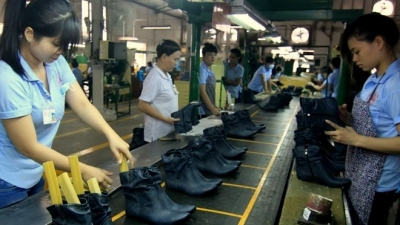 Korean footwear firms to increase investment in Vietnam