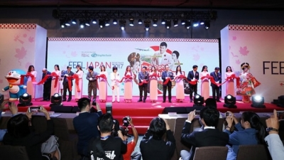 """Feel Japan"" festival offers unique experiences of Japanese culture"