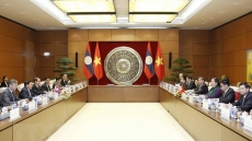 Vietnamese parliament treasures partnership with Lao counterpart