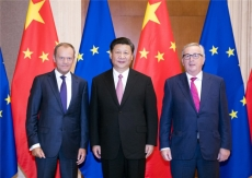Chinese president eyes closer China-EU partnership