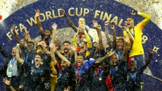 France and Mbappe herald new era in World Cup of high drama