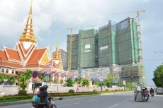 Cambodian economy on path of positive growth