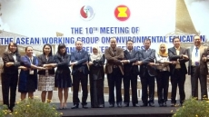 ASEAN cooperation in environmental education discussed