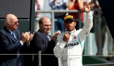 Factbox: Lewis Hamilton's career in numbers
