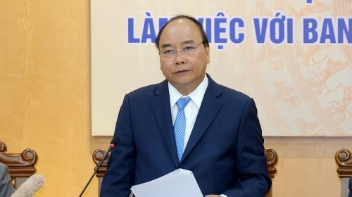 Ha Tinh asked to see comprehensive development as central task