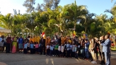 Vietnamese community in Mozambique commemorates Vesak Day