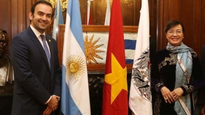 HCM City, Argentina's Buenos Aires forge friendship