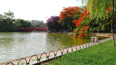 Hanoi – ideal place for backpacking adventure